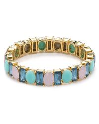 Carolee - Multicolor Fruit Punch Stretch Bracelet - Lyst
