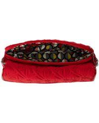 Vera Bradley - Red Chain Shoulder Bag - Lyst