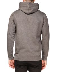 Jack & Jones - Gray Sweatshirt for Men - Lyst