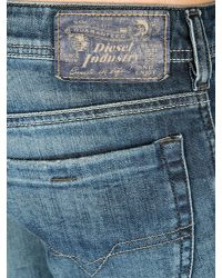 DIESEL - Blue Zathan 0885k for Men - Lyst