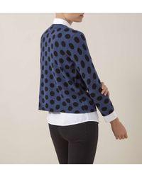 Hobbs - Blue Natasha Sweater - Lyst