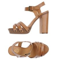 Ash - Natural Sandals - Lyst