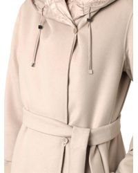 'S Max Mara - Natural Iconic Wool Coat - Lyst