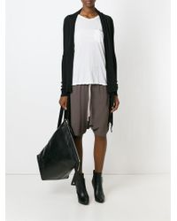 Rick Owens - Black Bucket Shoulder Bag - Lyst