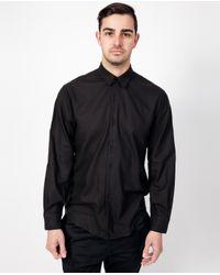 Assembly - Standard Shirt / Black for Men - Lyst