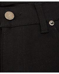 Acne Studios | Black Expand Trousers for Men | Lyst