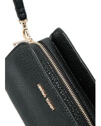 Mango - Black Wristlet Cosmetic Bag - Lyst