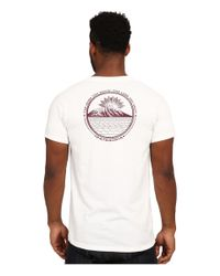Patagonia | White Know More Need Less Cotton/poly T-shirt for Men | Lyst
