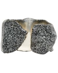 Pearls Before Swine - Metallic Silver Forged Spacer Ring - Lyst