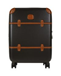Bric's - Black Bellagio 21 Carry-on Spinner Trunk for Men - Lyst