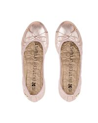 Butterfly Twists | Pink Sienna Ballerina Shoe | Lyst