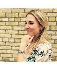 Jenny Bird - Metallic Lou Bracelet - Lyst