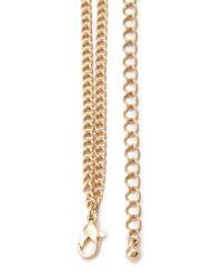 Forever 21 | Metallic Western-Inspired Fringe Necklace | Lyst