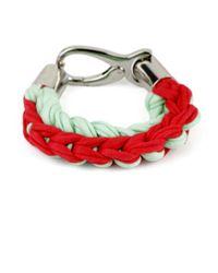 Wool And The Gang | Blue Khaleesi Duo Bracelet | Lyst
