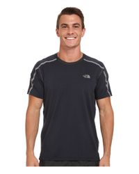The North Face | Blue Kilowatt Short Sleeve Crew Shirt for Men | Lyst