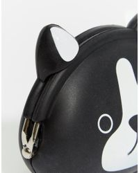 ASOS - Black Dog Jelly Coin Purse - Lyst