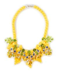 EK Thongprasert | Yellow Silicone Necklace | Lyst