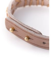 Étoile Isabel Marant - Natural 'reading' Bracelet - Lyst
