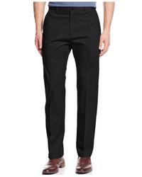 Calvin Klein | Black Men's Regular-fit Sateen Pants for Men | Lyst
