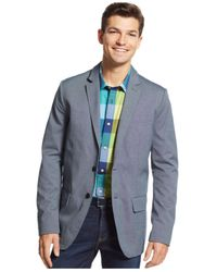 Tommy Hilfiger - Blue Mario Sport Coat for Men - Lyst