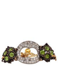 Lulu Frost | Green Crystal 100 Year Bracelet | Lyst