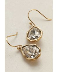 Anthropologie | Metallic Aglow Earrings | Lyst