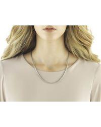 John Hardy - Metallic Classic Chain Slim Necklace - Lyst