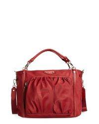 MZ Wallace | Red Nikki Tote | Lyst