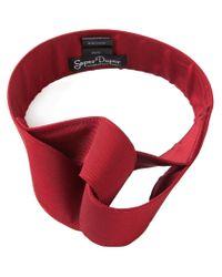 SuperDuper Hats - Red Knot Headband - Lyst