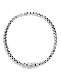 David Yurman | Metallic Medium Box Chain Bracelet for Men | Lyst