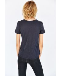 Truly Madly Deeply - Black Emma Tee - Lyst