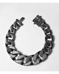 AllSaints - Gray Ariel Necklace - Lyst