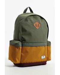 Vans - Green Ashburn Backpack for Men - Lyst