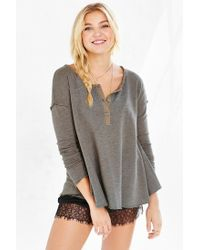 Truly Madly Deeply - Green Emma Henley Top - Lyst