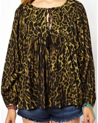 Ralph Lauren - Multicolor Denim Supply Blouse with Embroidered Detail - Lyst