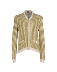 Drumohr - Green Cardigan for Men - Lyst