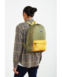 Poler | Green Stuffable Backpack for Men | Lyst