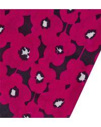 Hobbs | Red Poppy Scarf | Lyst