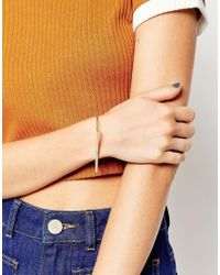 ASOS | Multicolor Limited Edition 70's Wrapped Bar Bangle | Lyst