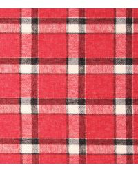 Marc By Marc Jacobs - Multicolor Toto Plaid Scarf - Lyst