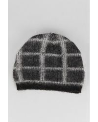 Urban Outfitters | Blue Ohio Knitting Mills Brushed Wool Beanie for Men | Lyst
