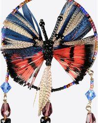 Valentino | Blue Dream Catcher Earrings | Lyst