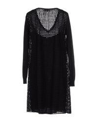 Jucca | Black Short Dress | Lyst
