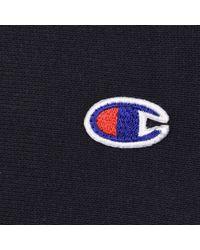 Champion - Blue Logo Shorts for Men - Lyst