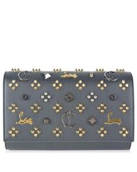 Christian Louboutin - Multicolor Paloma Clutch Bag - Lyst
