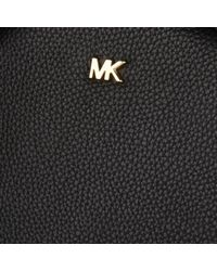 MICHAEL Michael Kors - Black Canteen Cross Body Bag - Lyst