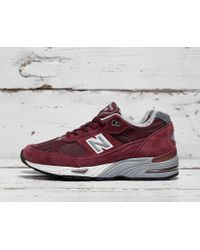 New Balance | Multicolor 991 'made In England' for Men | Lyst
