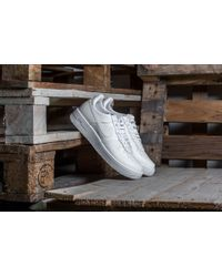 Lyst Nike Air Force 1 Ultraforce Leather White/ White white in