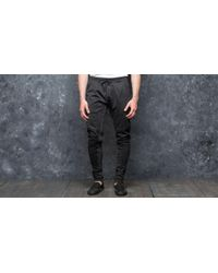 Footshop | Pink Dolphin Wave Performance Runner Pant Black for Men | Lyst