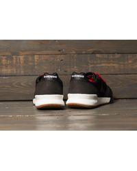 Footshop - Multicolor Le Coq Sportif Omega X Nubuck Outdoor Black/ Vintage Red for Men - Lyst